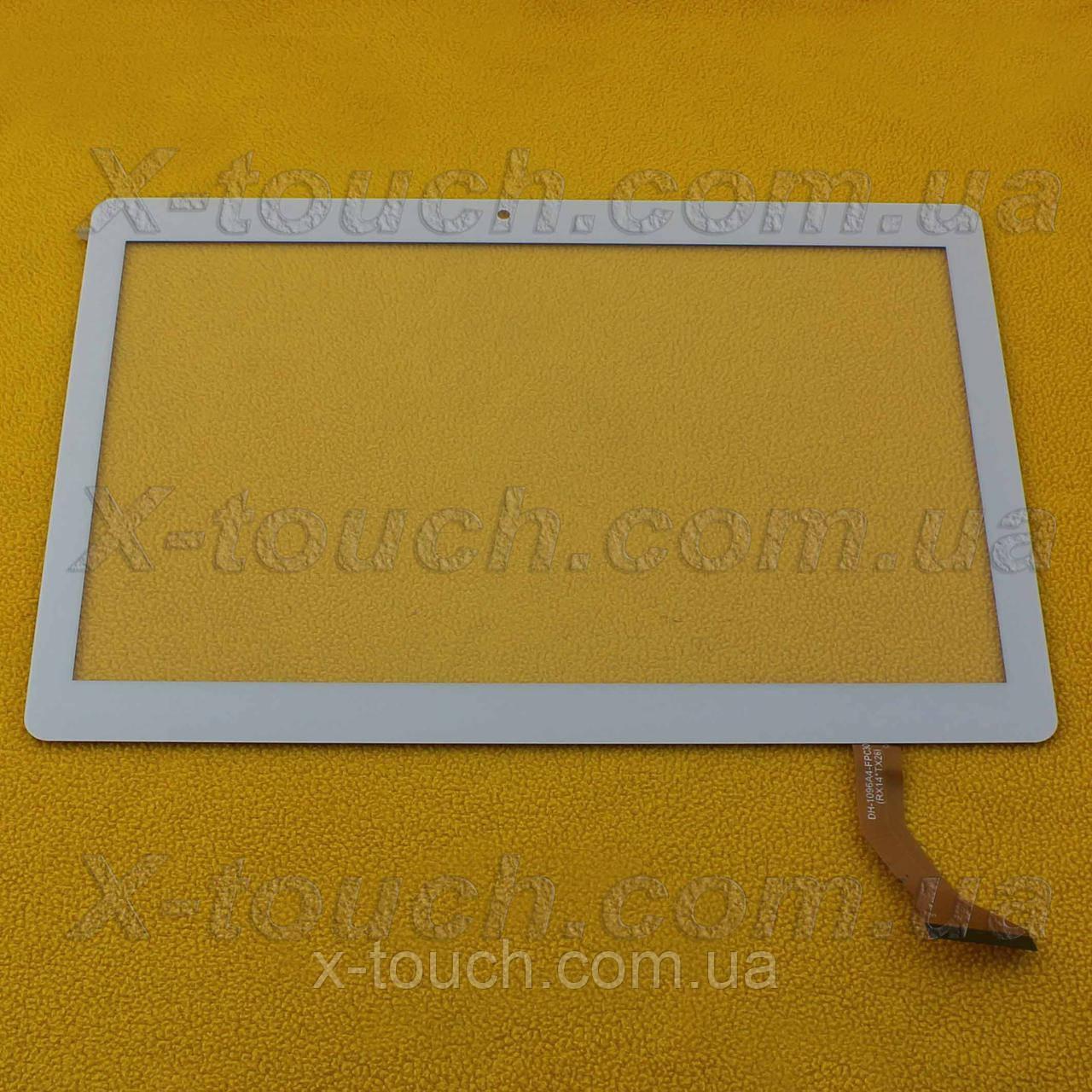 Cенсор, тачскрин MJK-0591-FPC, белого цвета.