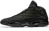 Мужские кроссовки Air Jordan 13 Black Cat