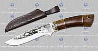 """Охотничий нож """"GW""""- Охотник (с рисунком) MHR /05-52"""