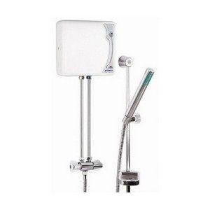 Проточный водонагреватель Kospel EPJ.P-5,5 PRIMUS с душевым комплектом