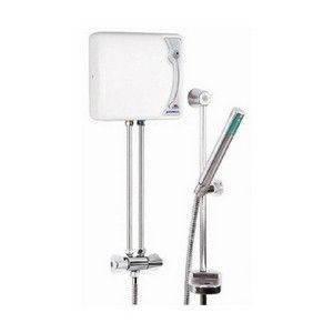 Проточный водонагреватель Kospel EPJ.P-5,5 PRIMUS с душевым комплектом, фото 2