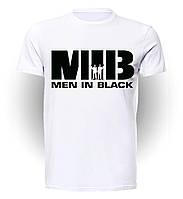 Футболка GeekLand Люди в черном  Men in Black Logo art MN.01.002