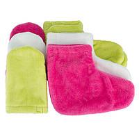 Варежки и носочки для парафинотерапии - набор любой