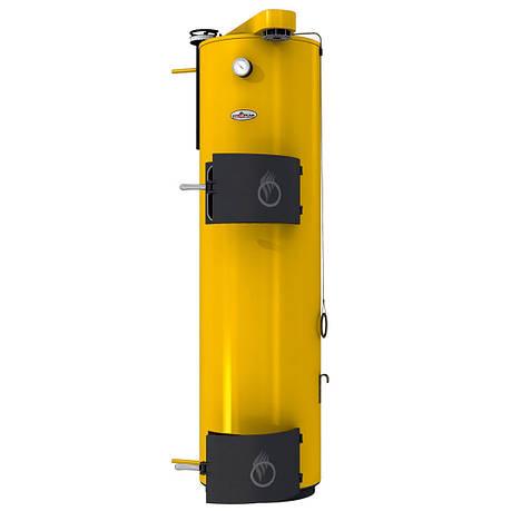 Твердопаливний котел Stropuva S10, фото 2