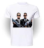 Футболка GeekLand Люди в черном Men in Black Agents art MN.01.003