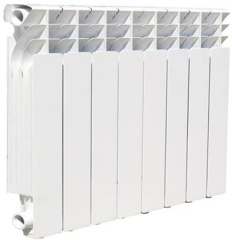Алюмінієвий радіатор MIRADO 300/85, фото 2
