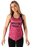 Майка BERSERK SWING FIT pink, фото 1