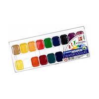 Акварель медовая Классика 18 цветов ТМ Луч