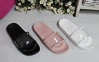 Одноцветная летняя женская обувь
