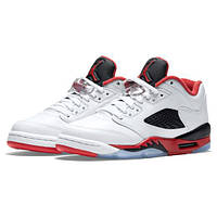 Кроссовки Nike Air Jordan 5 Retro LOW GS 314338-101