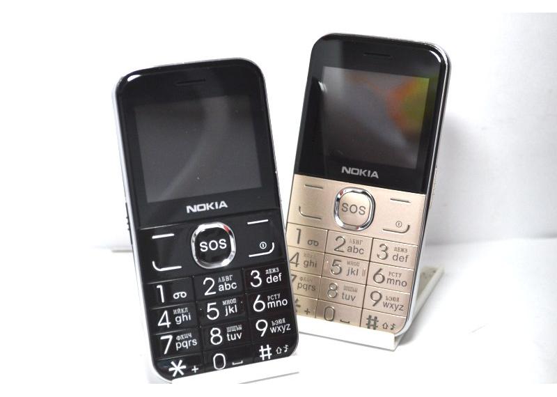 """Мобильный телефон Nokia 328 Mini на 3 Sim экран 2"""""""