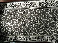 Дорожка ковровая искусственнаяа Вензель рогожка