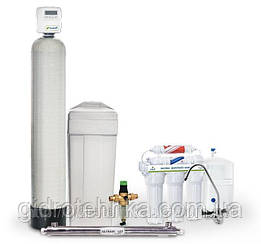 Обслуживание систем водоочистки