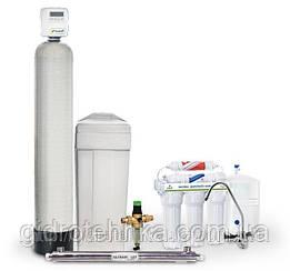 Установка систем водоочистки