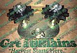 Звездочка 817-025С пласт. натяжная 817-025c Great Plains 12T40 звёздочки аа32729, фото 5