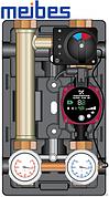 "Насосная группа Meibes D-MTRE 1"" без насоса (Huch EnTEC) 103.20.025.00"