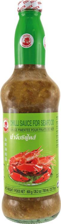Соус чилі для морепродуктів, 700 мл.