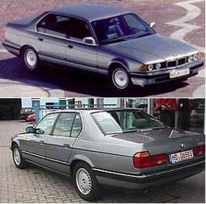 Bmw 7 e32 '87-94