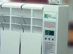 """Электро радиатор  """"ЭраНова"""" 5 секций, фото 2"""