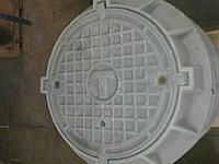 Люк канализационный серии Т