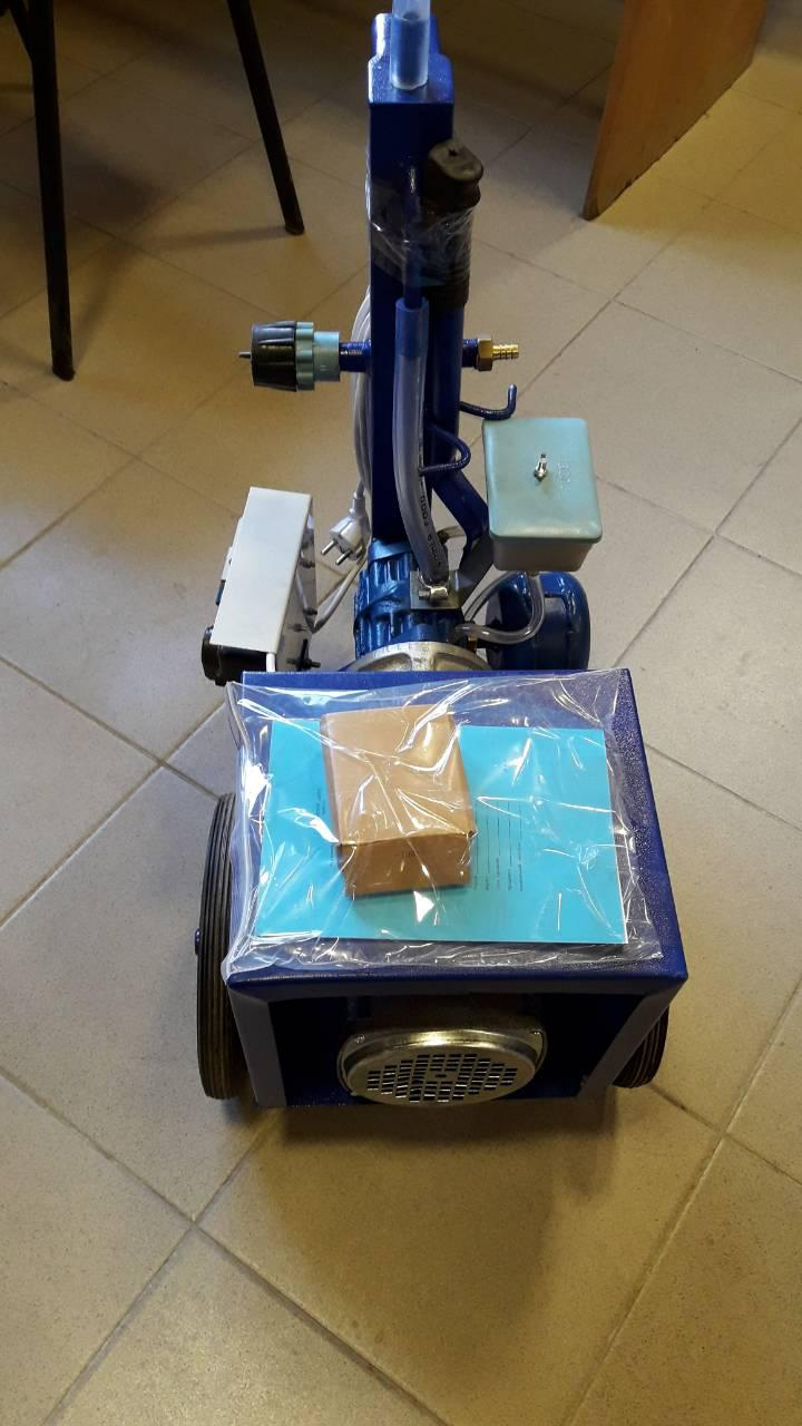 Доильный аппарат DaMilk АИД-1 (максимум)