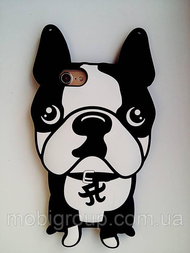Чехол Француский бульдог для iPhone 7