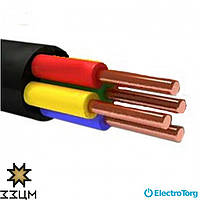Кабель ВВГнг з 3х240+1х120 ЗЗЦМ Electro Cable Group (ECG)