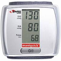 Тонометр на запястье Maniquick MQ104