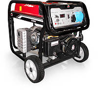Генератор бензиновый VULKAN SC9000E (8.0 кВт)