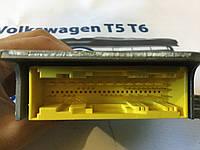 Блок управления AirBag блок управління АірБег VW Volkswagen Transporter t5 Фольксваген Т5 2003-2010