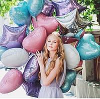 Фольгированные шары без рисунка_Киев
