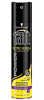 Лак Taft Quick-Dry effect 250 мл (черный), фото 1