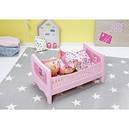 Кроватка для куклы Беби Борн сладкие сны Baby Born Zapf Creation 824399, фото 3