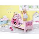 Кроватка для куклы Беби Борн сладкие сны Baby Born Zapf Creation 824399, фото 4