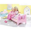Кроватка для куклы Беби Борн сладкие сны Baby Born Zapf Creation 824399, фото 5