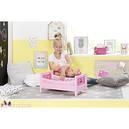 Кроватка для куклы Беби Борн сладкие сны Baby Born Zapf Creation 824399, фото 6