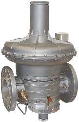 Регулятор давления газа RG/2MBZ со встроенными ПЗК и ПСК