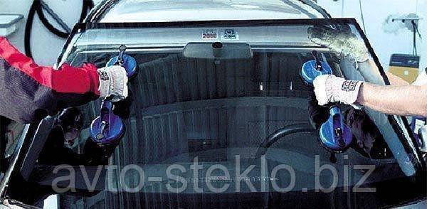Установка лобовых стекол на легковых автомобилях
