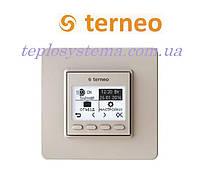 Терморегулятор TERNEO PRO* для обогревателей (слоновая кость), Украина