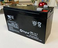 Аккумулятор X-Digital SPb 12-7 12V 7Ah