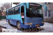 Лобовое стекло автобуса YouYi (Юи) ZGT 6730