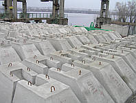 Фундамент под полурамы Ф21А