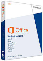 Microsoft Office Professional 2013 Plus лицензионный ключ