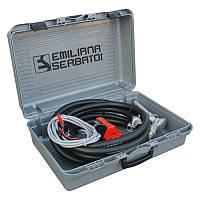 Переносной комплект для перекачки дизельного топлива Emiliana Serbatoi, 24В