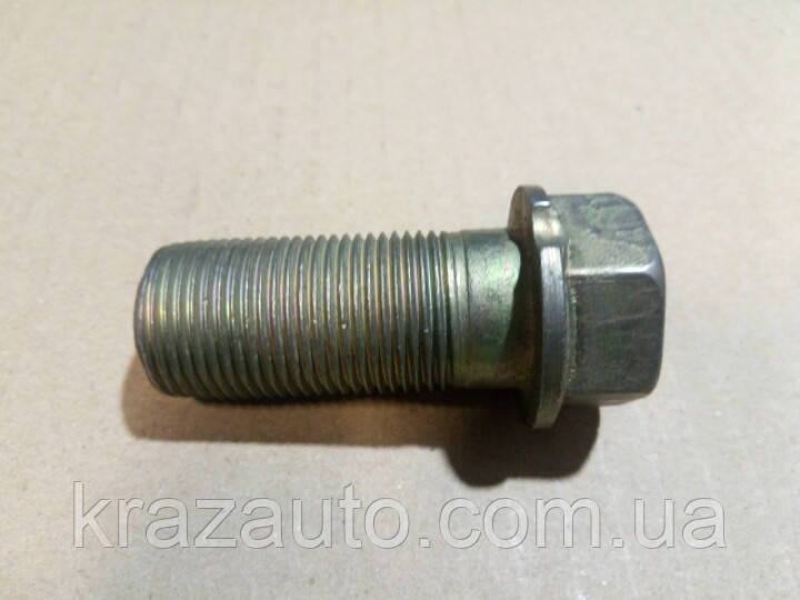 Зажим передачи колесной МАЗ 54326-2405065