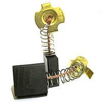 Щетки угольно-графитовые тст-н 7*18 мм (контакт: П-образный, комплект 2 шт)