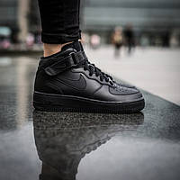 Кроссовки Nike Air Force 1 Mid (GS) 314195-004