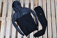 Мужской спортивный костюм Nike (найк), осень-весна реплика