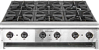 Плита газовая настольная CustomHeat ТТ6-36СЕ, фото 1
