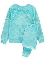 "Детская пижама, теплая пижама для девочки George ""Эльза"", размер 2-3 года (98 см)"